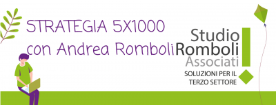 Strategia 5x1000 - con Andrea Romboli